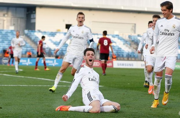 burgui 50 real madrid castilla