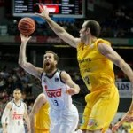 El Real Madrid de basket disputará su 7ª semi consecutiva de Liga