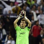 Casillas se va del Madrid