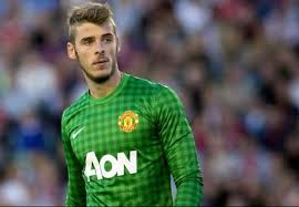 de gea al madrid