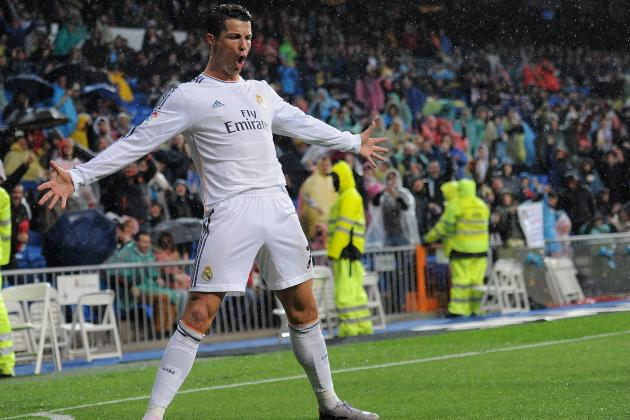 cristiano gol real madrid