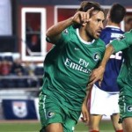 Video: El NEW YORK COSMOS, A LA FINAL, CON GOL DE RAÚL (1-2)
