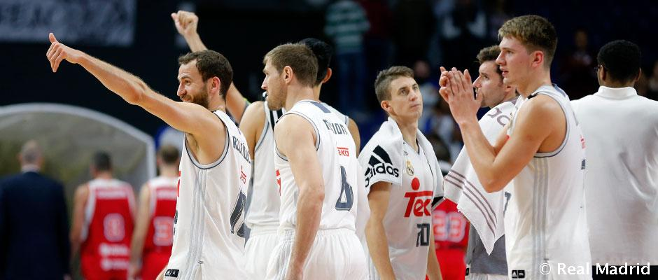 real madrid liga endesa