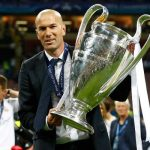 Zidane, mejor entrenador de 2016 para France Football