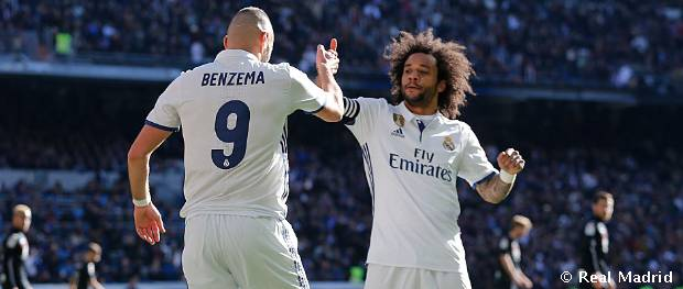 marcelo benzema