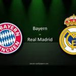 Descanso: Bayern 1 – 0 Real Madrid.