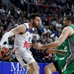 Real Madrid vs Darussafaka, Cuartos de Final de la Euroliga