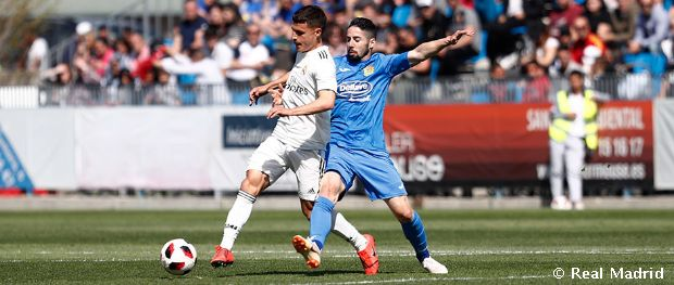castilla a por play off