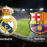 Barça vs Real Madrid, el domingo 27-0 a las 16:00 y Real Madrid vs Barcelona, el domingo 1-M a las 20:45