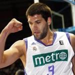 Felipe Reyes es el segundo máximo reboteador de la historia de la ACB