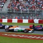 Vettel intratable en Canadá se consolida como líder del mundial. Carrerón de Alonso que finaliza segundo y es segundo del mundial
