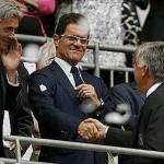 ANTENA 3: Fabio Capello: «El Madrid está por encima de todo»