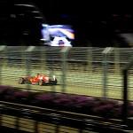 Vettel intratable también gana en Singapur y suma siete triunfos rozando su cuarto mundial consecutivo. Alonso sensacional volvió a ser segundo.