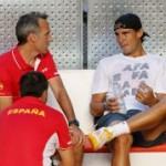 OFICIAL: «Nadal y Marc López jugarán el dobles»