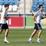 El Madrid entrenará hoy a las 11:00 en Valdebebas