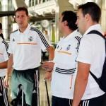 El juvenil A debuta también en la champions juvenil- Los de Ramos viajan a Estambul con el primer equipo
