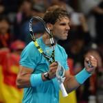 (Avance): » Nadal noquea a Ferrer y debuta con un cómodo triunfo en el Masters de Maestros 2013 de Londres