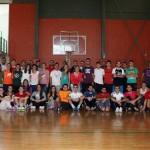 La Fundación Real Madrid colaboró en el curso de Entrenadores, » Valores y Deporte»