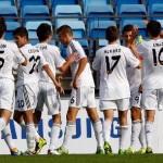 El Juvenil A del Real Madrid clasificado para octavos de final de la Young League