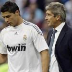 Pellegrini continúa sacando pecho por los puntos y goles marcados en la Liga que estuvo como entrenador del Real Madrid
