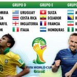 MUNDIAL BRASIL 2014:ESPAÑA EN EL GRUPO B CON:CHILE,AUSTRALIA Y HOLANDA