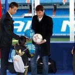 La Fundación Real Madrid colaboró una navidad más con los niños más desfavorecidos