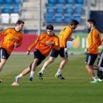 El Madrid entrenará a las 11:00 en el último entrenamiento antes del Español-Real Madrid