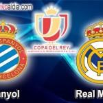 DIRECTO: ESPANYOL – REAL MADRID