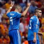 Benzema con 21 goles supera su marca del año pasado