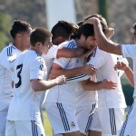 Un gol de Melero da el triunfo al Real Madrid C frente al Athletic B