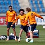 Sin descanso y a pensar en el Barcelona. El Madrid entrenará hoy a las 11:00