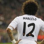 Primer gol de la temporada para Marcelo