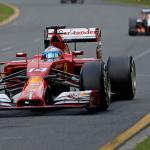 Decepción de Alonso y de Ferrari a pesar del cuarto puesto