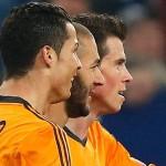 La BBC madridista realizó su primera exhibición de la temporada ante el Sevilla