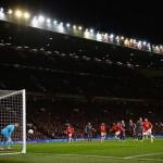 Todos los favoritos estarán en cuartos de final. El United remontó al Olympicos y estará en el bombo del viernes.