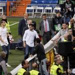 Ancelotti, Diego López, Nacho y Morata agradecieron su apoyo a Ultras Sur
