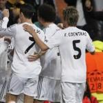 Cuarta goleada consecutiva en el Bernabeu en los cuartos de final de la champions