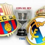 DIRECTO FINAL DE LA COPA S.M.DEL REY :FC BARCELONA – REAL MADRID CF