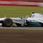 Los mercedes también mandan en la tercera sesión de libres de Bahrein. Hamilton y Button, primero y segundo, Alonso fue séptimo
