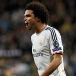 Pepe: » Me ha llenado de orgullo la ovación del Bernabeu»