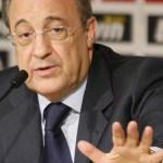 Florentino Pérez acudirá a la presentación de la Unesco Cup, Juventus-Real Madrid
