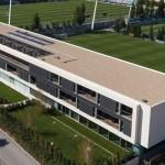 El Real Madrid pone en marcha el nuevo área social en Valdebebas