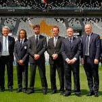 Los veteranos de la Juve y el Real Madrid disputan mañana en Turín la Unesco Cup