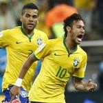 Brasil quiere seguir en la cima