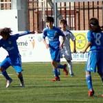 Real Madrid y Málaga empatan en un encuentro de inicio frenético