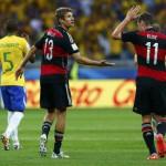 ALEMANIA HACE HISTORIA A COSTA DE BRASIL