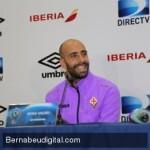 Borja Valero: » Cualquier jugador de la plantilla madridista sería una estrella en la Fiorentina»