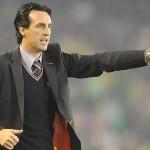 Emery muy optimista de cara a la final de la Supercopa de Europa