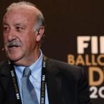 Del Bosque: » En Cardiff saludé a Florentino y le di la enhorabuena»
