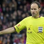 OFICIAL: Mateu Lahoz será el colegiado del derbi de este sábado